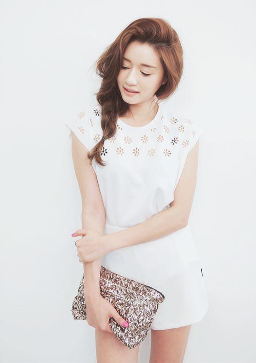 Stylenanda | Little White Dress