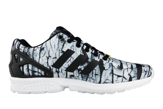 adidas zx flux foot locker europe exclusives 3 adidas ZX Flux Camo, Firewood, and More