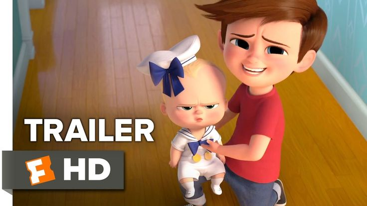 Loved it <3 The Boss Baby Official Trailer 1 (2017) - Alec Baldwin Movie