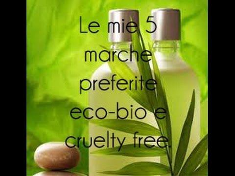 Le mie 5 marche preferite eco-bio e cruelty free + applicazione VERDE