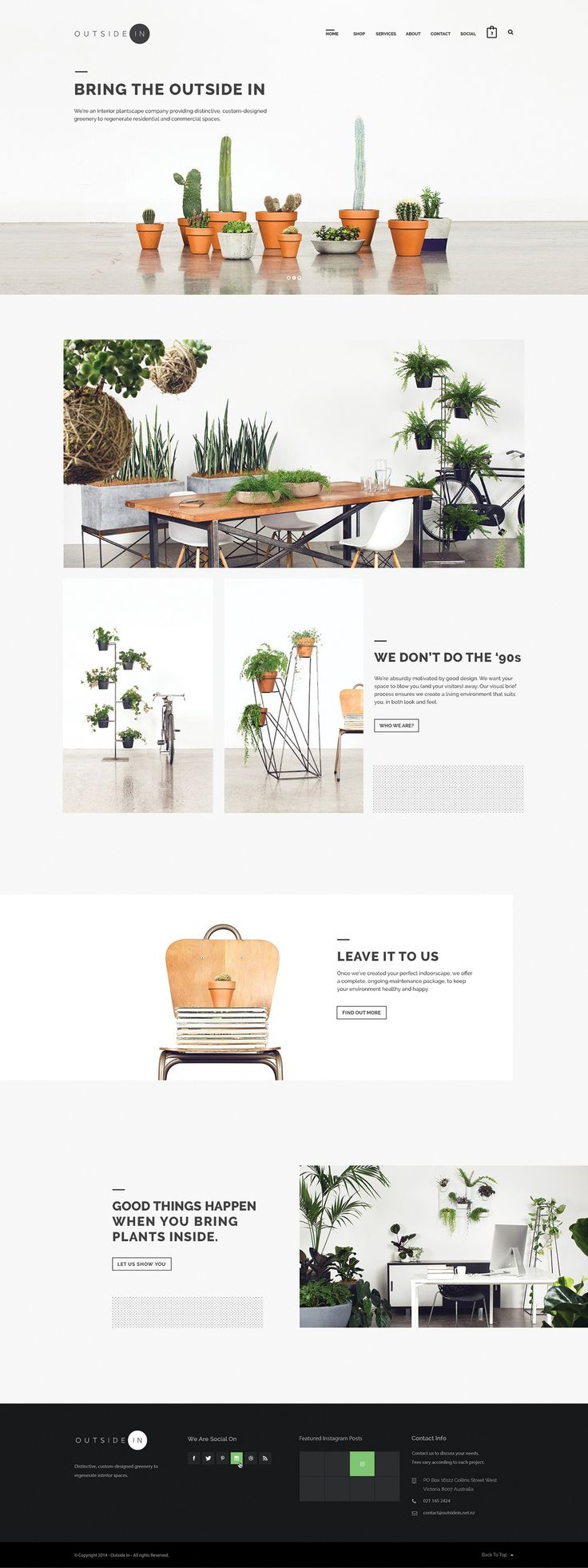 Fuman Design Studio | Identity | Outside In