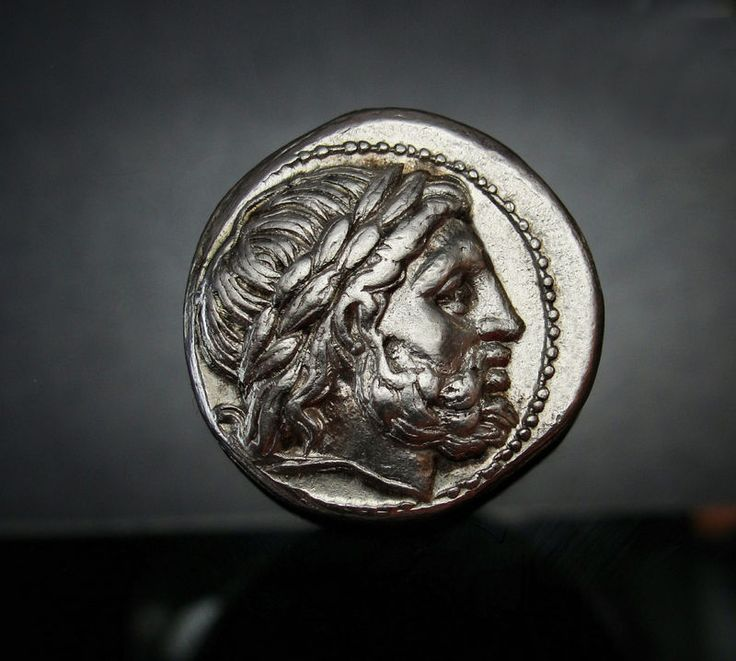 AR tetradrachm. In 356 BC, Philip won control of Thessaly, and the victory of his race horse in the Olympic games earned him more prestige. A blunt, hard-drinking, and uncultured man, Philip was beloved by his soldiers and detested by the elite of most Greek cities, particularly Athens.   eBay!