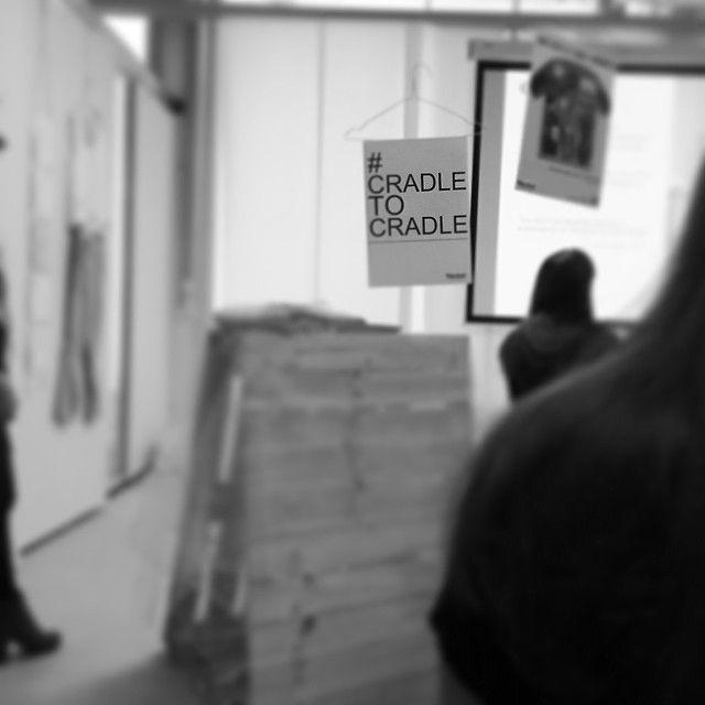 #cradletocradle #KEAweekSustain #2014 #sustainability @zvetaadolfovna @evelienya @Tessa Broekhuizen