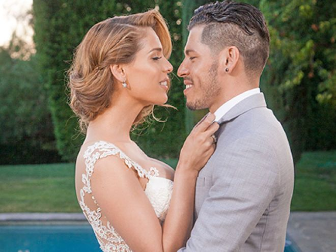 Carmen Carrera Weds Husband On Couples Therapy