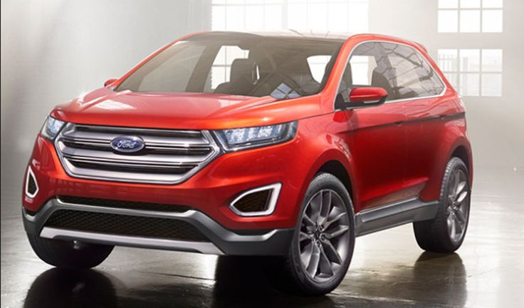 2018 Ford Edge Sport, Redesign, Release Date, Price and Rumor - Car Rumor