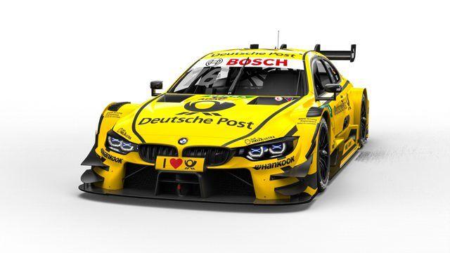 BMW M4 DTM I Sechs Rennwagen I Alle Fahrer & Sponsoren. Titel, Träume und Ambitionen. DTM Saison startet am 6. Mai 2017 spektakulär