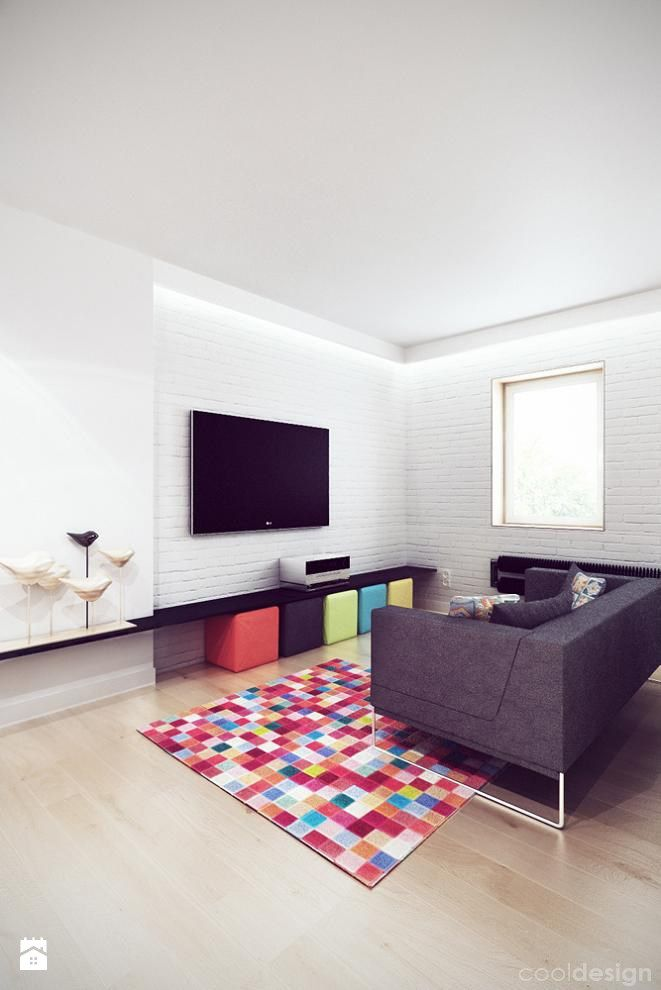Salon - Marta Kulczycka Cooldesign Biuro Projektowe