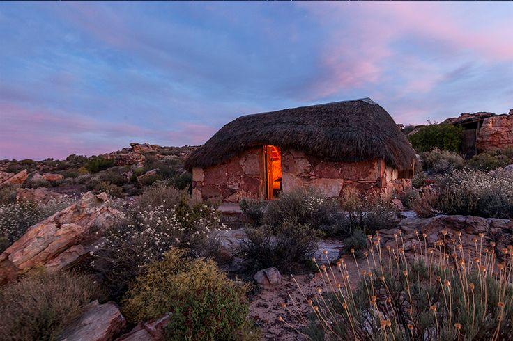 Bakkrans at sunset. Photo by Teagan Cunniffe