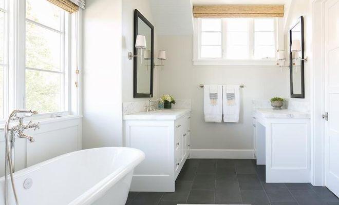 Inspiring Farmhouse Bathroom Shower Decor Ideas And