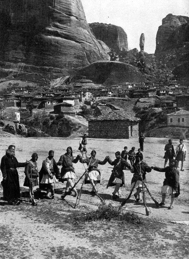 Meteora, Greece, 1903