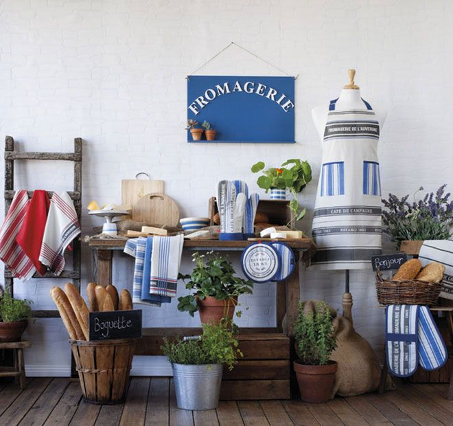 Ladelle Fromagerie Kitchen Accessories Range