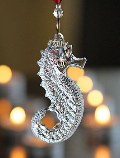 beachy Ornament....this is a Waterford ornament and is very rare.  I would like to make it for my own use....