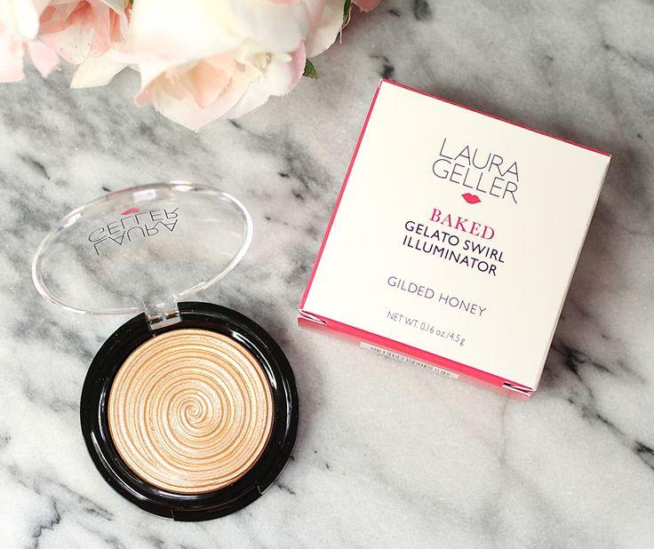 Laura Geller Baked Gelato Swirl Illuminator in Gilded Honey - Collective Beauty
