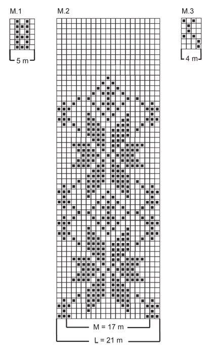 DROPS vantar med nordisk mönster i Karisma. Kan också stickas i Merino Extrafine.