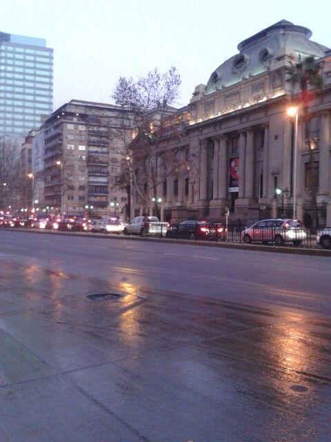 Biblioteca Nacional.