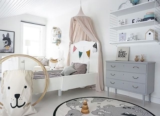 The 735 Best Images About Scandinavian Nordic Childrens Rooms On Pinterest Childs Bedroom