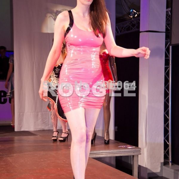 >> Click to Buy << Sexy latex braces dress for girl #Affiliate