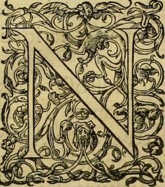 """Image from page 398 of """"La gallerie des femmes fortes"""" (1647) #initial_N #initial #N"""