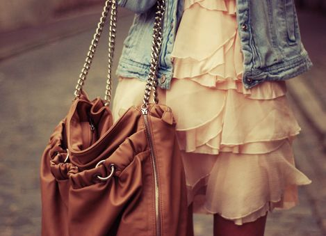 : Fashion, Style, Purse, Clothes, Dream Closet, Outfit, Dresses, Jean Jackets, Bags