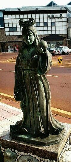 糸魚川駅の姫