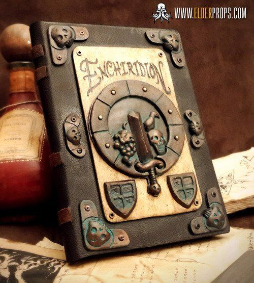 Learn about Crafting Adventure Times Enchiridion as an Ode to Medieval Book Making http://ift.tt/2uilqix on www.Service.fit - Specialised Service Consultants.