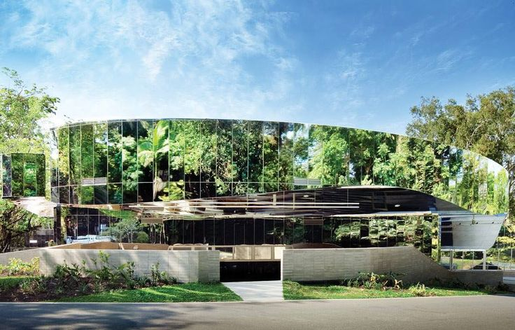 Cairns Botanical Gardens Visitors Centre Architects Institute of Australia (AIA) Far North Qld Awards - Building of the year 2012