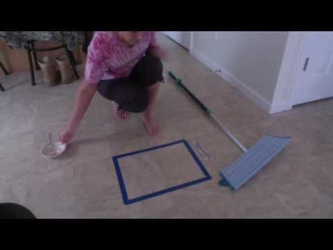 #30 This is a must watch video. The Norwex Mop System is made from the same great microfiber as the EnviroCloths. The microfiber mop pad will pick up bacteria and germs from your floor surfaces. This lady uses protein testers before and after using the mop in the testing area.