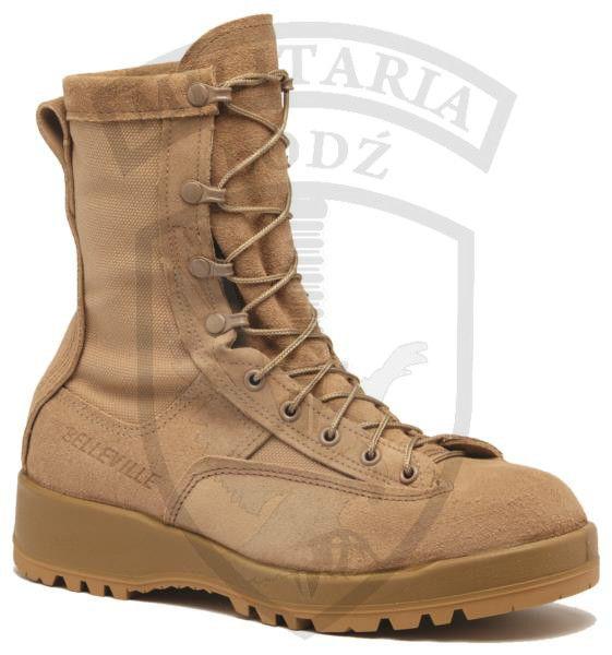 Buty US Army Pustynne Gore-tex Stan BDB Militaria Łódź.pl