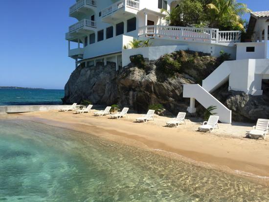 Villa On Dunbar Rock (Guanaja, Honduras) - Avis Villa - TripAdvisor