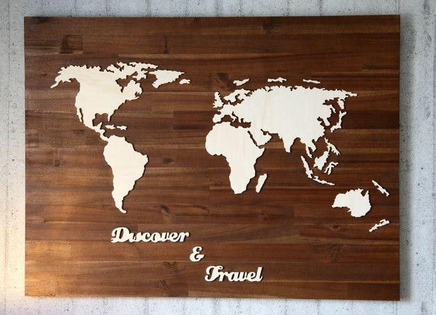 **Kontinente, Länder und Inseln aus Holz für Ihre ganz eigenen Kreationen!**  In diesem Angebot sind alle losen **Kontinente, Länder und Inseln** enthalten, die Sie benötigen um Ihre kreativen...