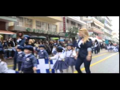 iliaoikonomia.gr - Παρέλαση 28ης Οκτωβρίου 2014 στον Πύργο (1)