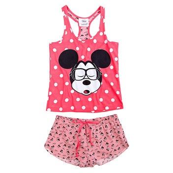 Womensecret. Pijamas Pijama corto de Mickey en algodón