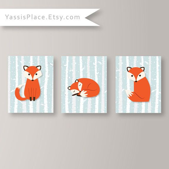 I can chose my own colors.Hey, I found this really awesome Etsy listing at https://www.etsy.com/listing/206976727/fox-nursery-decor-boy-girl-nursery-art