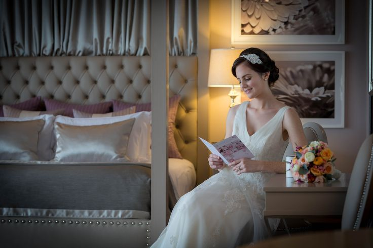 Bridal Suite of the Loughrea Hotel and Spa