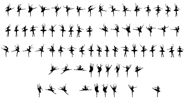 World Of Dance Font: Dance... Nuff Said
