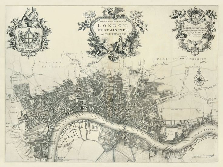 This is one of my favourite maps of London  - and I have a whole book full of…