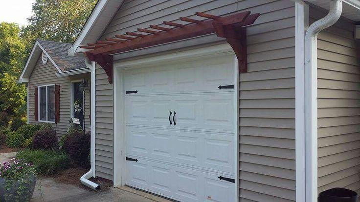 25 Best Ideas About Garage Door Decorative Hardware On