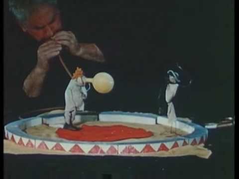 Alexander Calder's circus