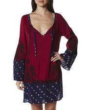 Bandhini Raspberry Dress   <3   <3