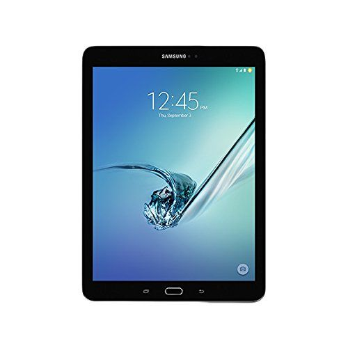 """Samsung SM-T817A Galaxy Tab S2 32 GB Tablet 9.7"""" AT&T Wifi 4G Tablet. Display: 9.7"""" (2048 x1536) touchscreen. CPU: octa-core (1.9 GHz Quad + 1.3 GHz Quad), exynos 5433. Os: Android 5.1, lollipop. Standard Memory: 3 GB + 32GB SSD."""