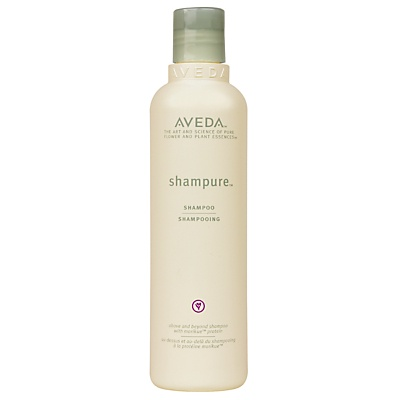 Aveda shampoo---this is a good shampoo to remove build up
