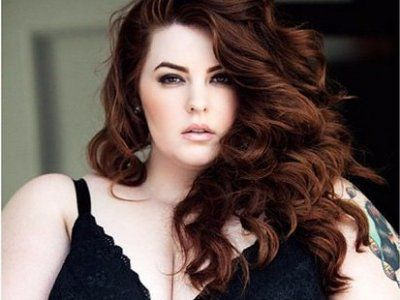 Meet Tess Holliday: Plus size model with tattoos - Business Insider