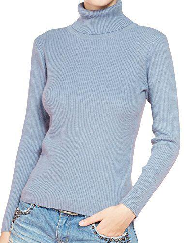 LONGMING Women's Turtleneck Sweater (X-Large,Star Blue) L... https://www.amazon.com/dp/B074VC3NR5/ref=cm_sw_r_pi_dp_U_x_JBxRAb8HZHRVA