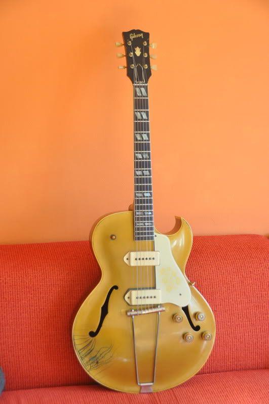 1954 Gibson ES-295 | photo 58dutchie