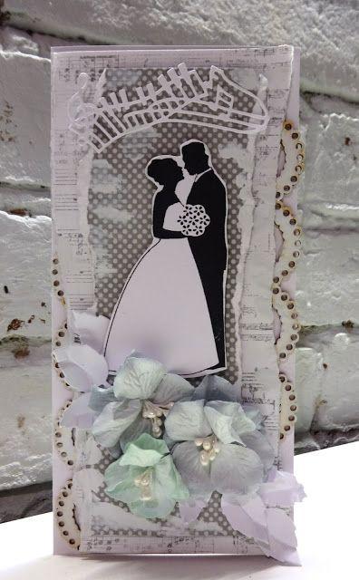 Papierkowa strona Dobrosławy: Ślubnie
