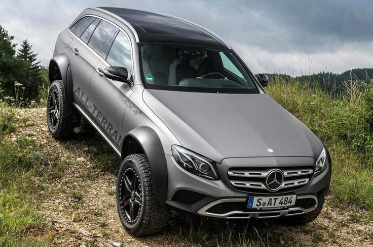 Mercedes E-Klasse All-Terrain 4x4²