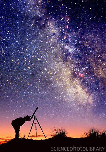What a beautiful image. It speaks volumes not only of space, but of the wonders and beauty of our universe. It speaks to our uncanny ability for awe.