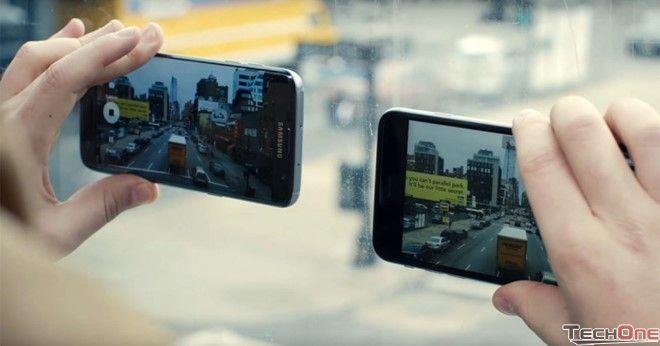 Vẫn một chủ đề muôn thuể vệ cuộc chiến không hồi kết giữa 2 gã khổng lồSamsung và Apple. Mới đây người dùng công nghệ đã tinh mắt khi nhận ra sự khác biệt củamột đoạn quảng cáoSamsung được cho là bắc chước Apple....