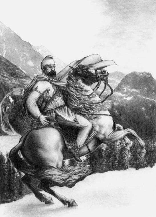 Decebal,Dacian king