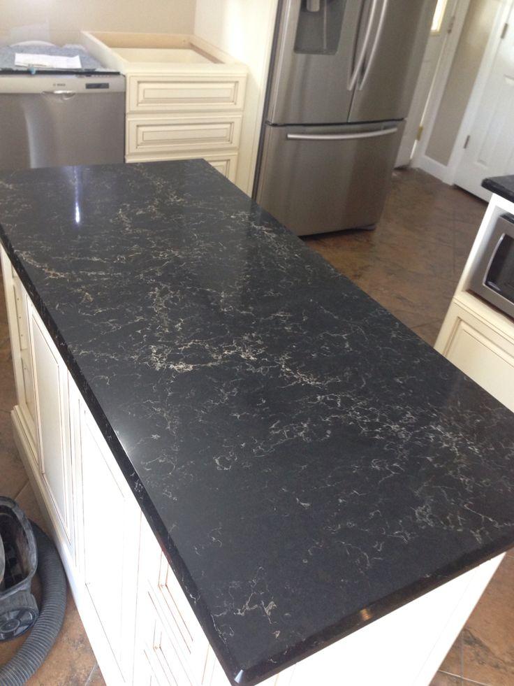 Caesarstone Vanilla Noire Absolutely Beautiful Kitchen